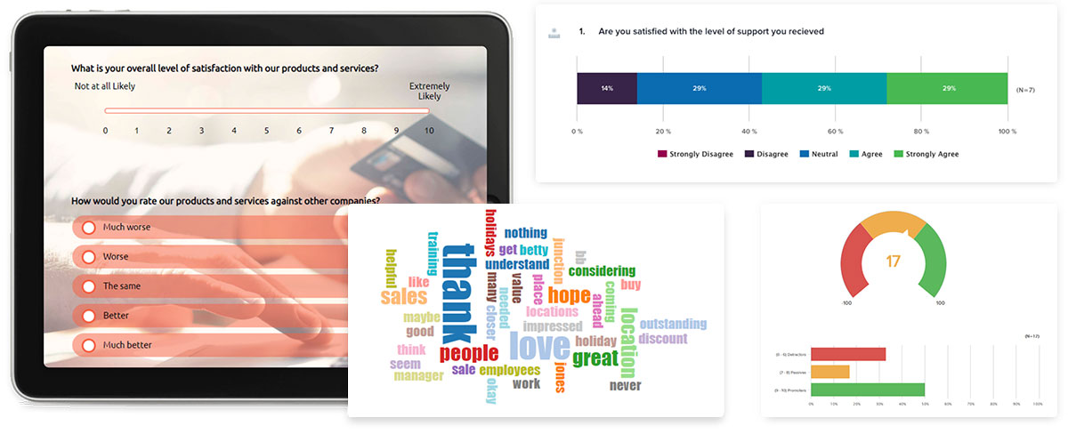 Customer Satisfaction Survey Software - Templates  Questions