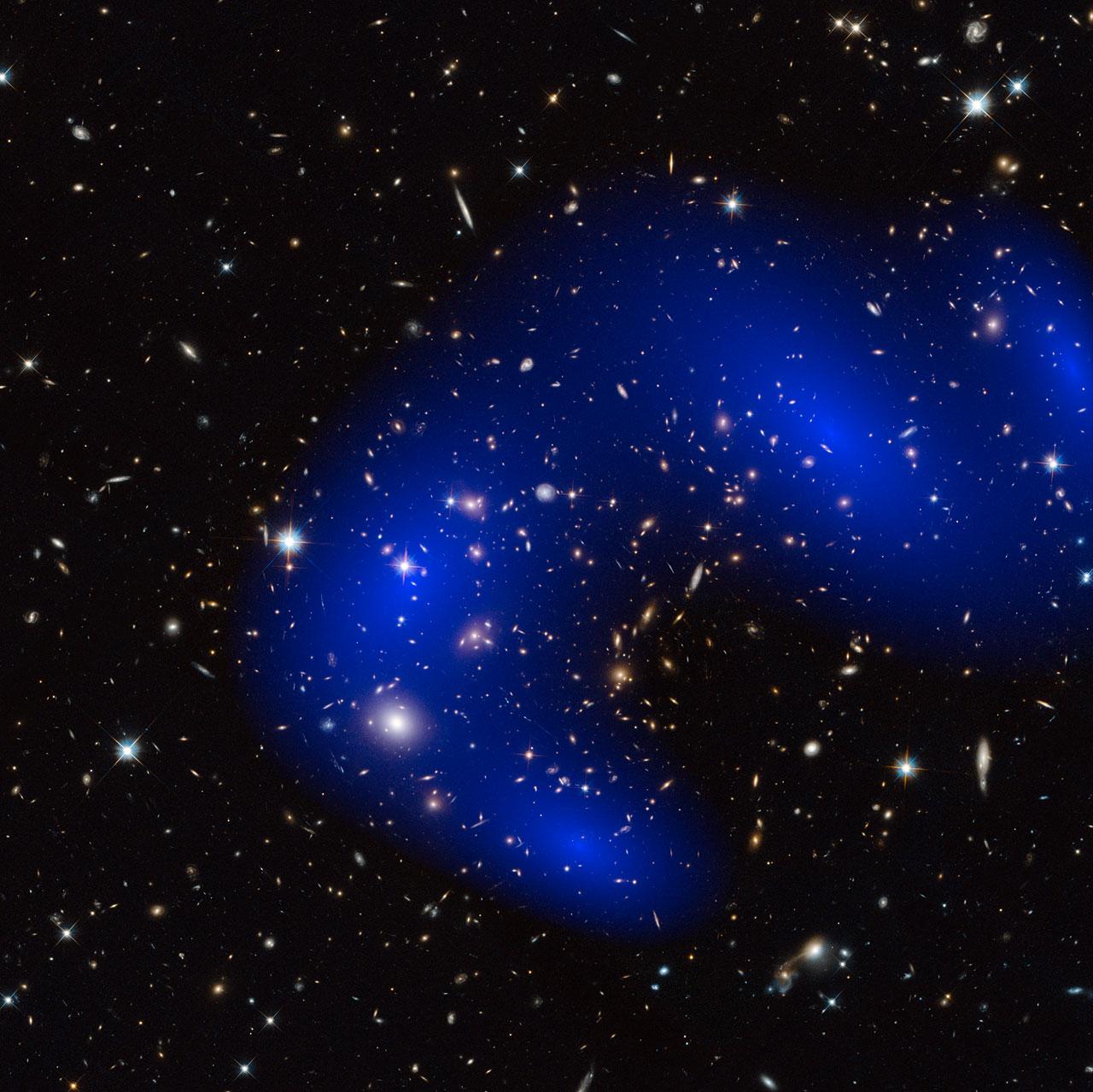 Question Mark Hd Wallpaper Dark Matter Even Darker Than Once Thought Esa Hubble