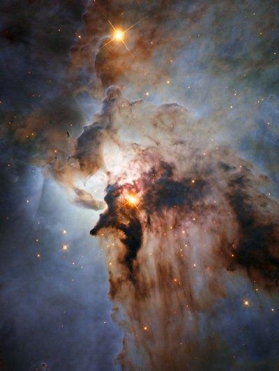 New Hubble view of the Lagoon Nebula | ESA/Hubble