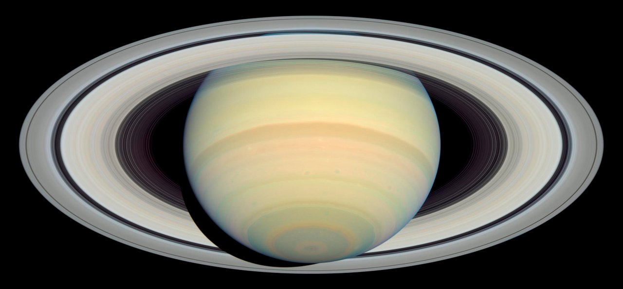 3d Wallpaper Solar System Hubble S Latest Saturn Picture Precedes Cassini S Arrival