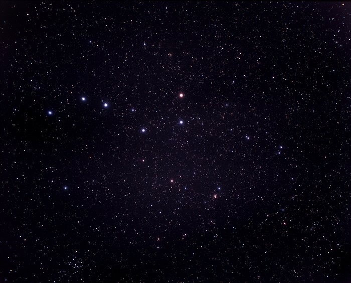 Falling Stars Grunge Wallpaper A Very Wide Field View Of The Constellations Of Ursa Major