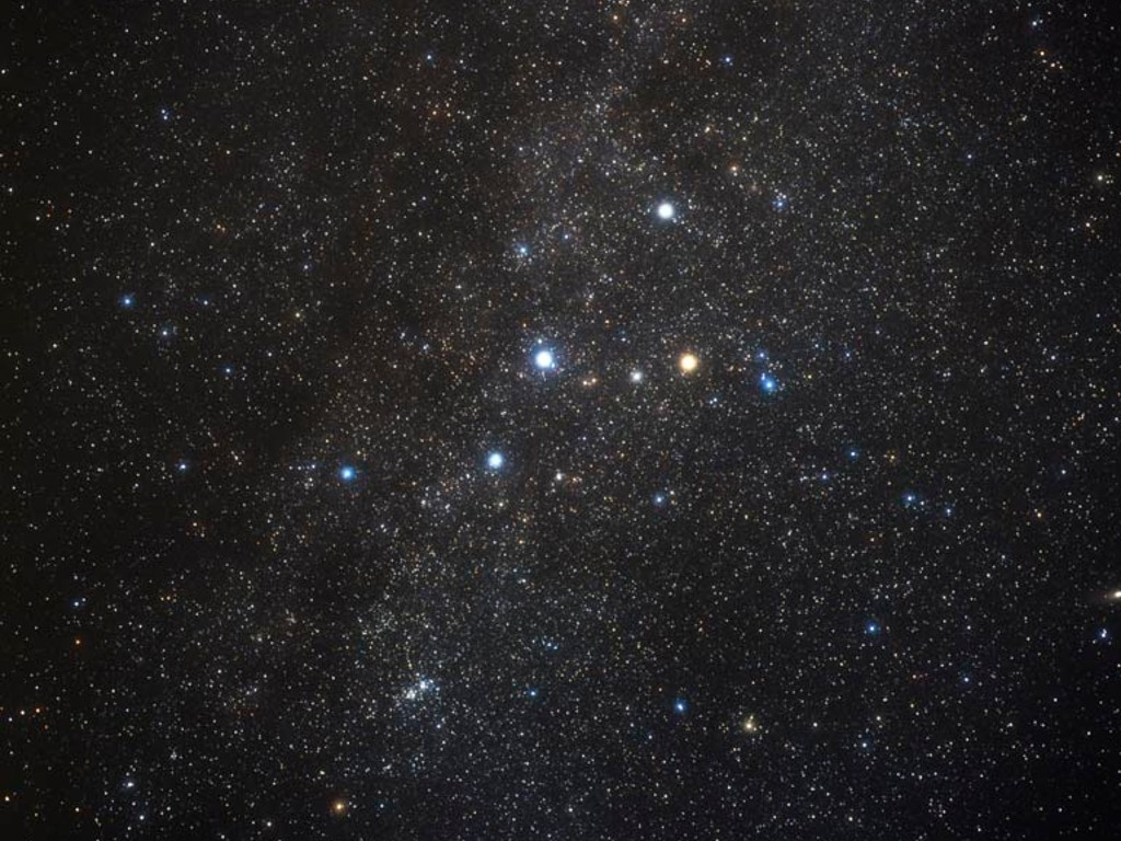 Free Animated Desktop Wallpaper Like Snow Falling On Background Image Of The Constellation Cassiopeia Ground Based Image