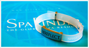 """I Will Reflect"" Melanoma Awareness Bracelets"