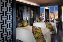 Couple's Suite at the Spa at Mandarin Oriental, Las Vegas