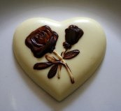 Chocolate Heart image by Marit & Toomas Hinnossaar