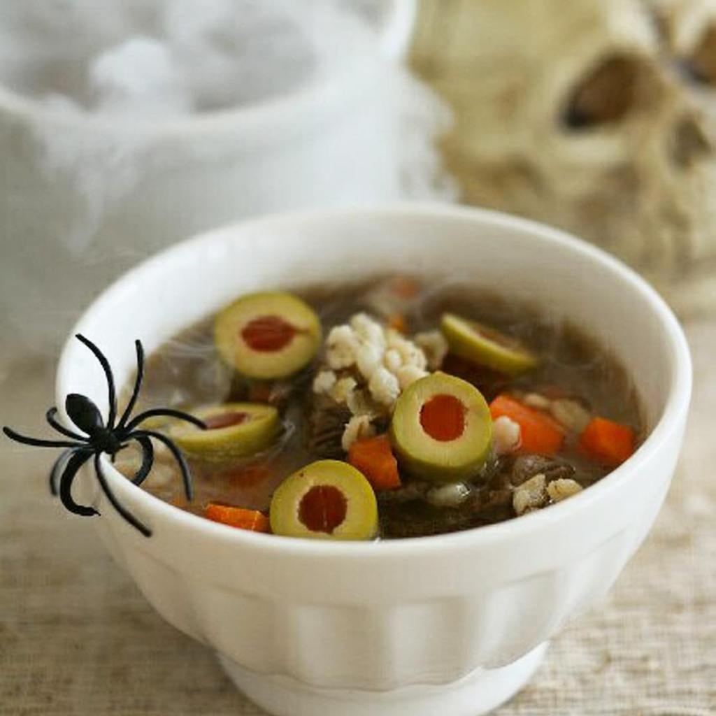 Healthy Halloween recipes so good theyre scary! This proteinrich WitchesBrewhellip
