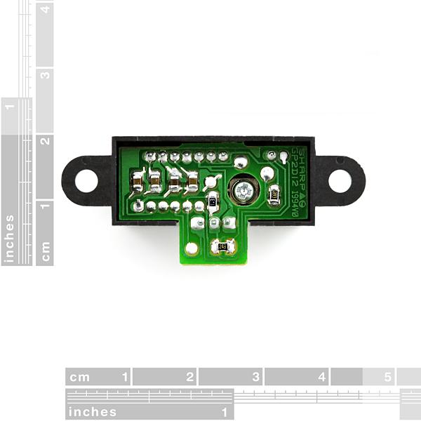 Infrared Proximity Sensor Long Range - Sharp GP2Y0A02YK0F - SEN