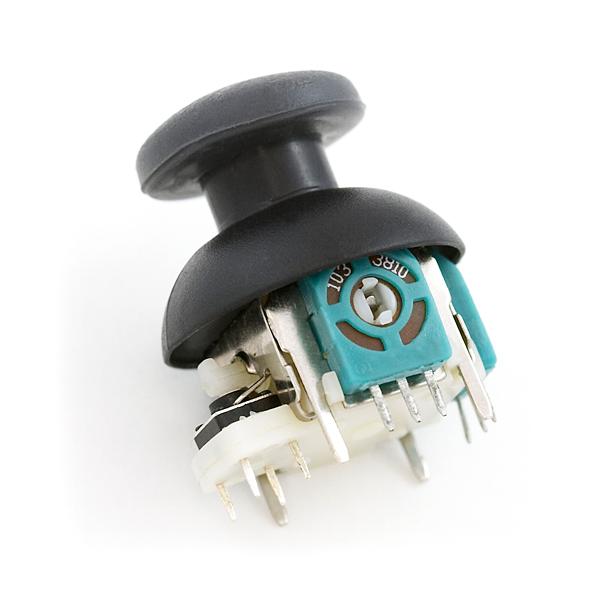 Thumb Joystick - COM-09032 - SparkFun Electronics