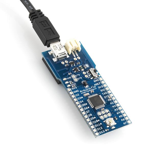 Arduino Fio - DEV-10116 - SparkFun Electronics