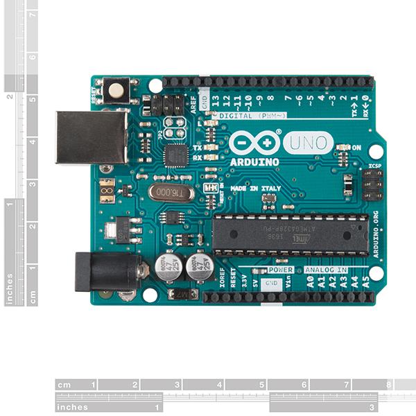 Arduino Uno - R3 - DEV-11021 - SparkFun Electronics
