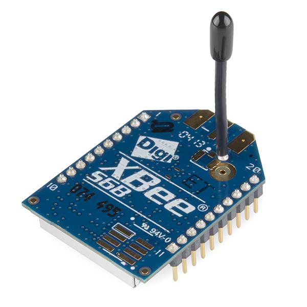 XBee WiFi Hookup Guide - learnsparkfun