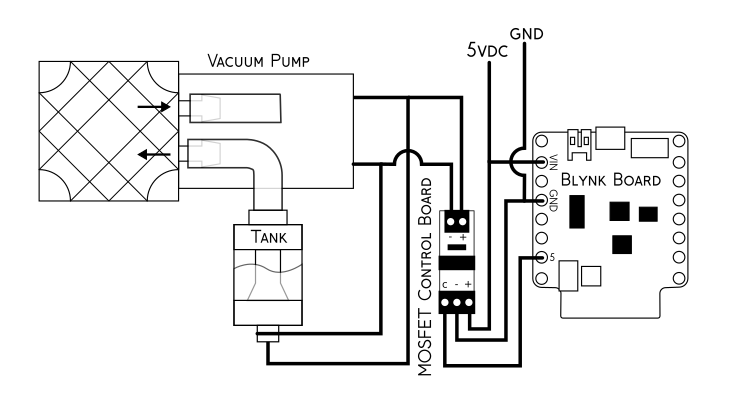smartphone circuit board diagram
