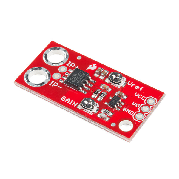 SparkFun Current Sensor Breakout - ACS723 (Low Current) - SEN-14544
