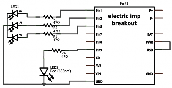very basic simple circuit an example of a simple circuit would be