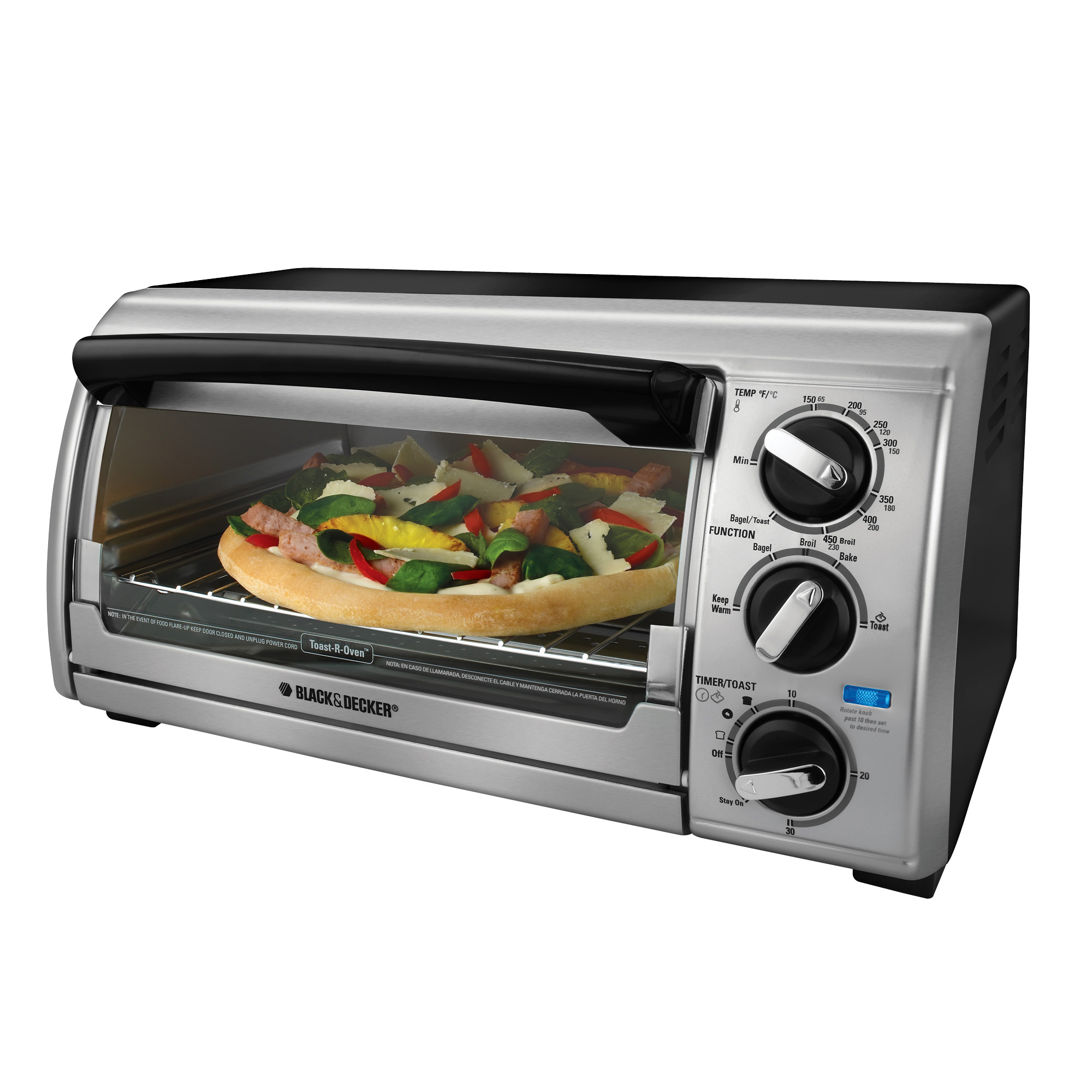 Best Countertop Ovens For Baking Buy A Black And Decker Toaster Oven Counter Top Toaster