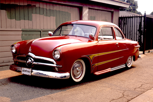 Project Cars Wallpaper Red Kustom Age Dave Chavez S 49 Ford Shoebox Rod Authority
