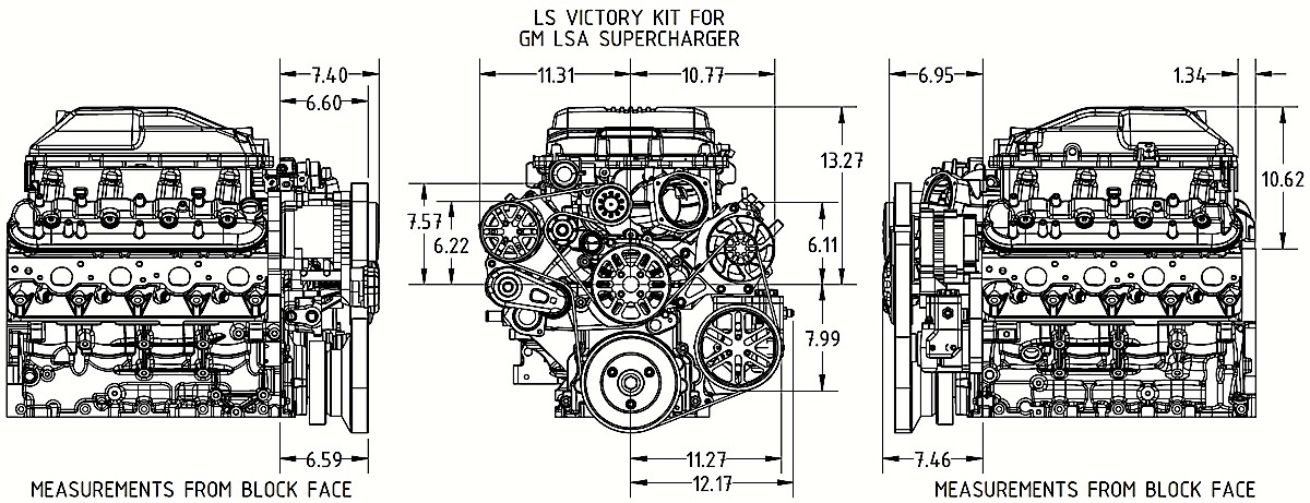 ls1 crate engine with wiring harness
