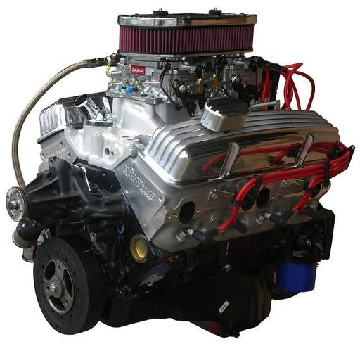 Hot Rodding Made Simple Affordable Turn-Key Crate Engines - copy blueprint engines how to
