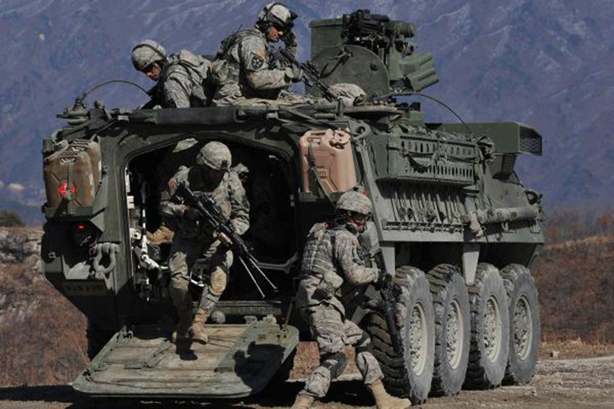 Roles Royal Car Wallpaper Monthly Military The Stryker Iav