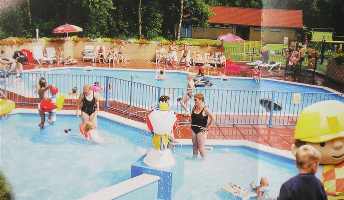 Charme Camping Nederland Met Zwembad Charme Camping Heidepark Spottocamp
