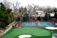 The Dangers of a DIY Basketball Court | Sport Court