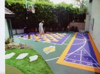 10 Summer Backyard Court Activities from Sport Court ...