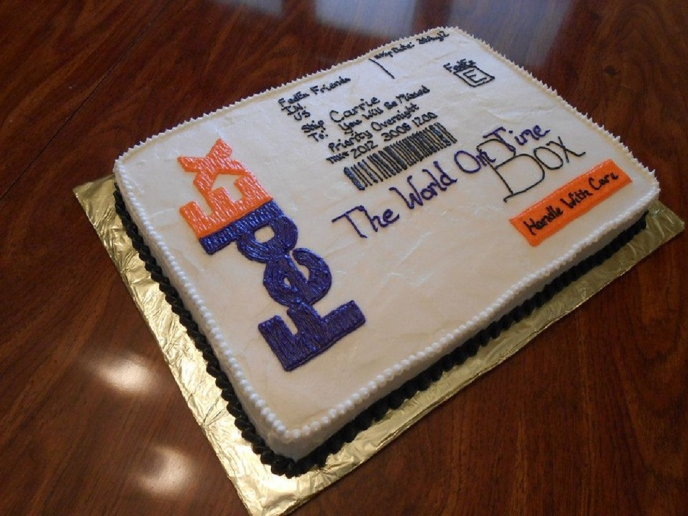15 Hilarious Cake Ideas For Your Leaving Co Workers