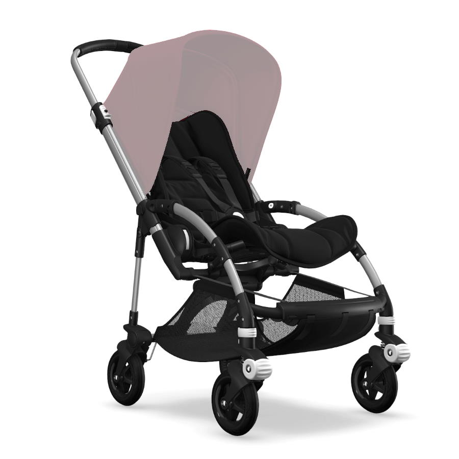 Bugaboo Stroller How To Fold Bugaboo Bee5 Aluminium Chassis Black Style Set Box 1 2 Of 3 Styled By You