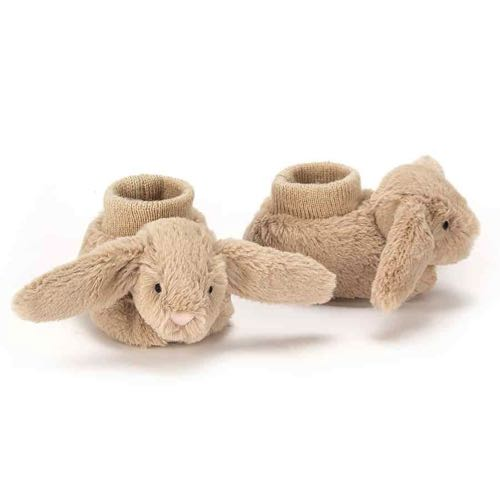 Mima Moon Review Jellycat Booties Beige Bashful Bunny