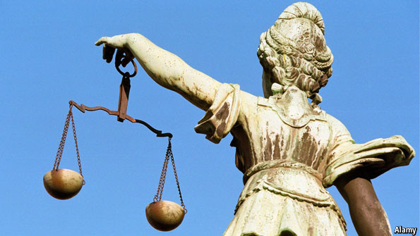 What is the difference between common and civil law? - The Economist
