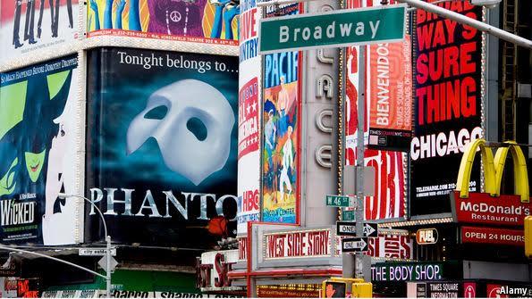 Economics Quotes Wallpapers Broadway Economics Breaking Down Broadway The Economist