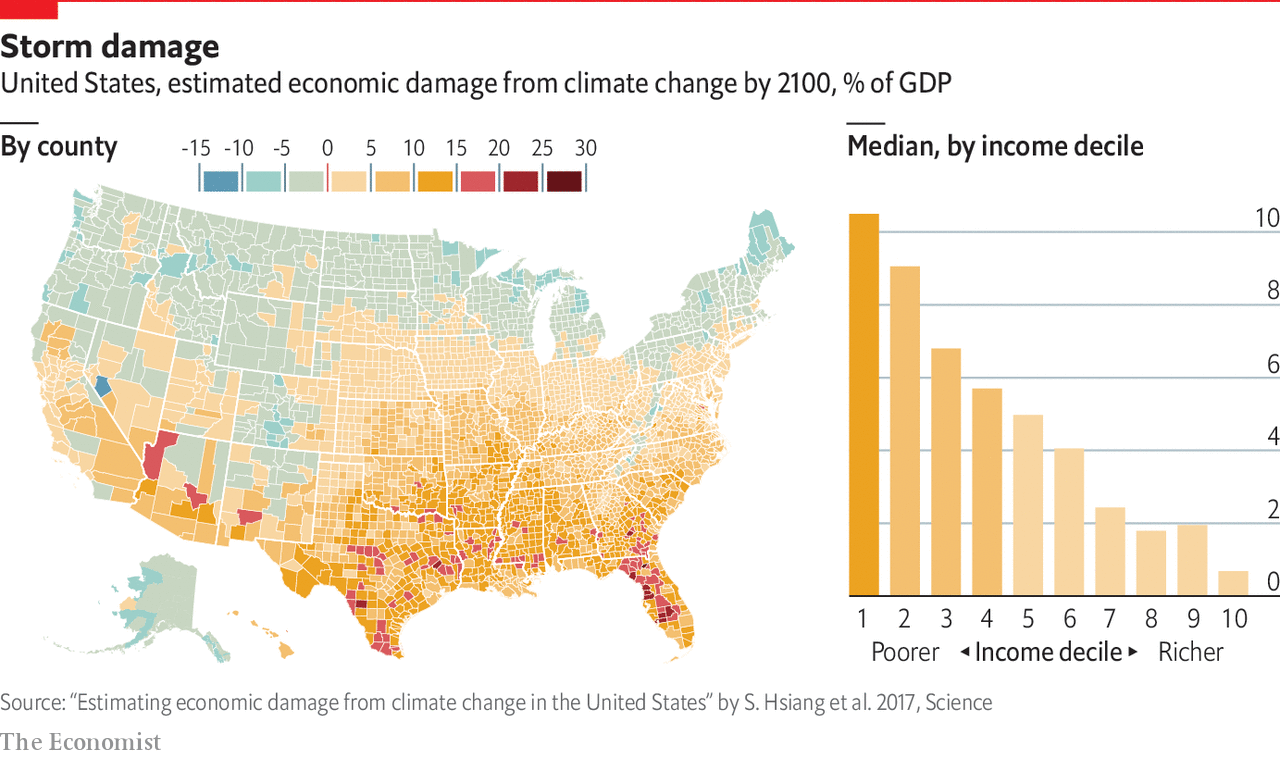 Miles And More Upgrade Chart Climate Change Will Affect More Than The Weather Daily Chart
