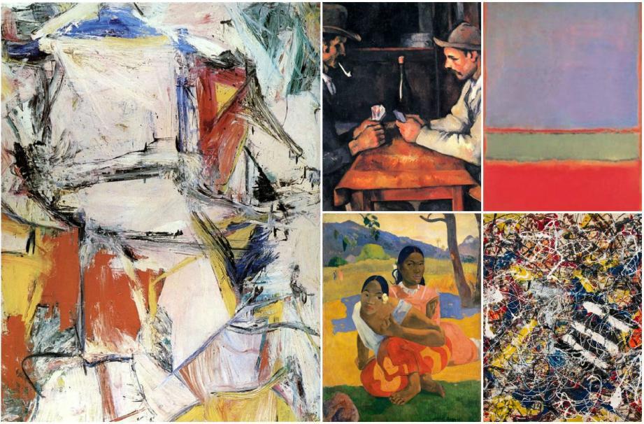 Vente record du tableau de Rybolovlev connaissiez-vous les 5