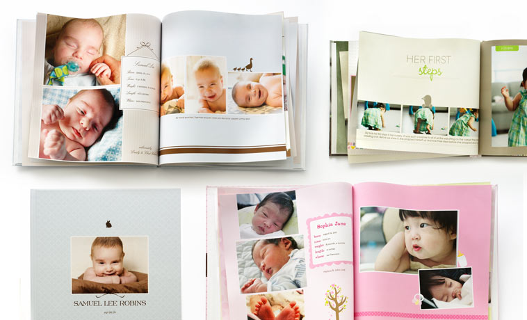 Baby Photo Books Make A Baby Book Online Shutterfly