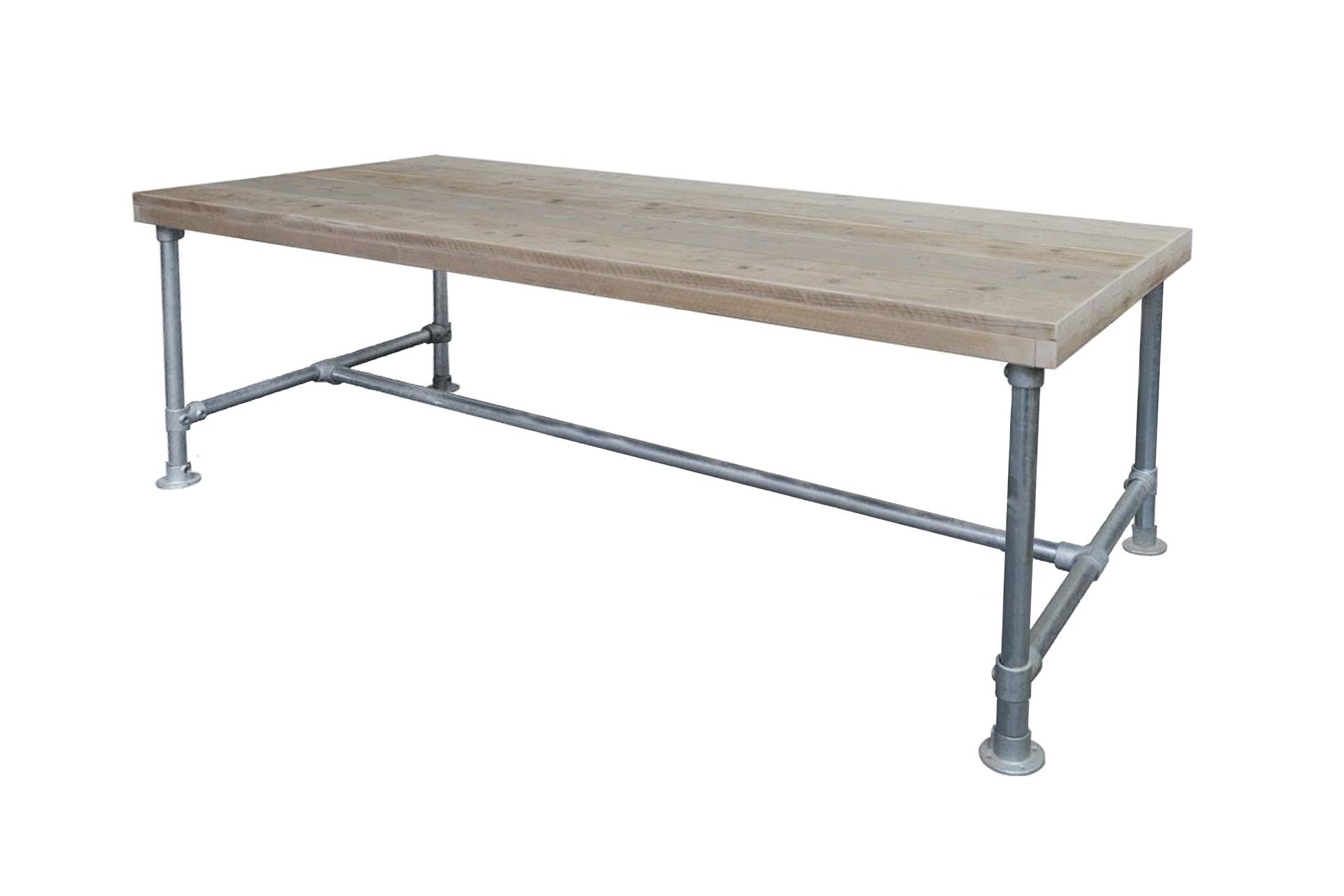 Steigerhouten Tafel Maken : Tekening steigerhouten tafel bbq tafel fun grill table