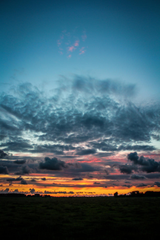 Free Fall Wallpaper Downloads Free Photo Of Sunset Sky View Stocksnap Io