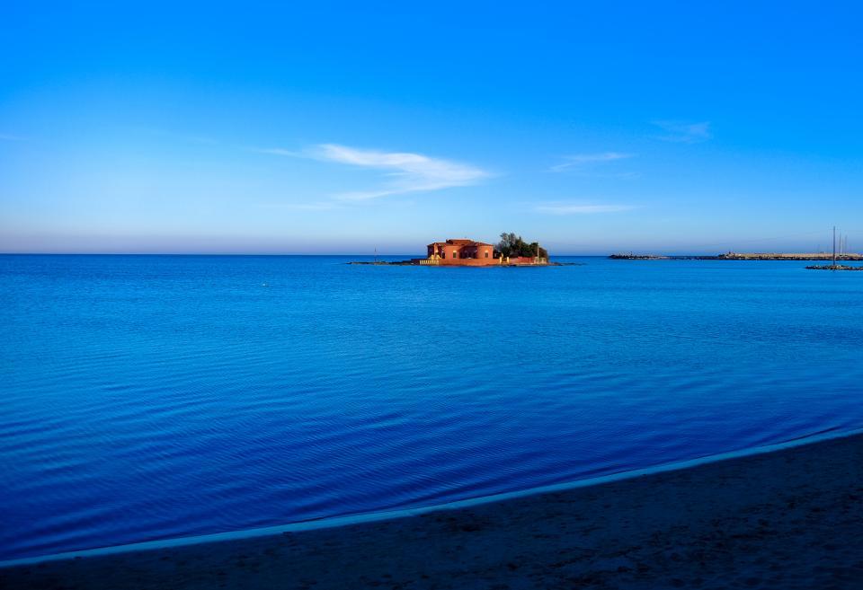 Blue Fall Wallpaper Free Photo Of Calm Sea Ocean Stocksnap Io