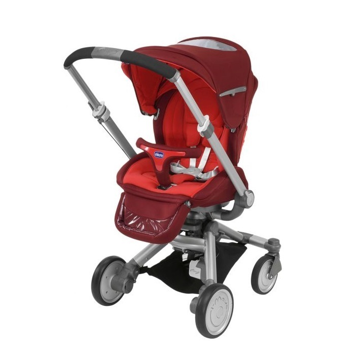 Peg Perego Stroller Red Chicco I Move 360 Stroller Red – Bump N Bambino