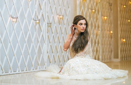 The Prettiest Real Life Indian Bridal Looks Of 2017