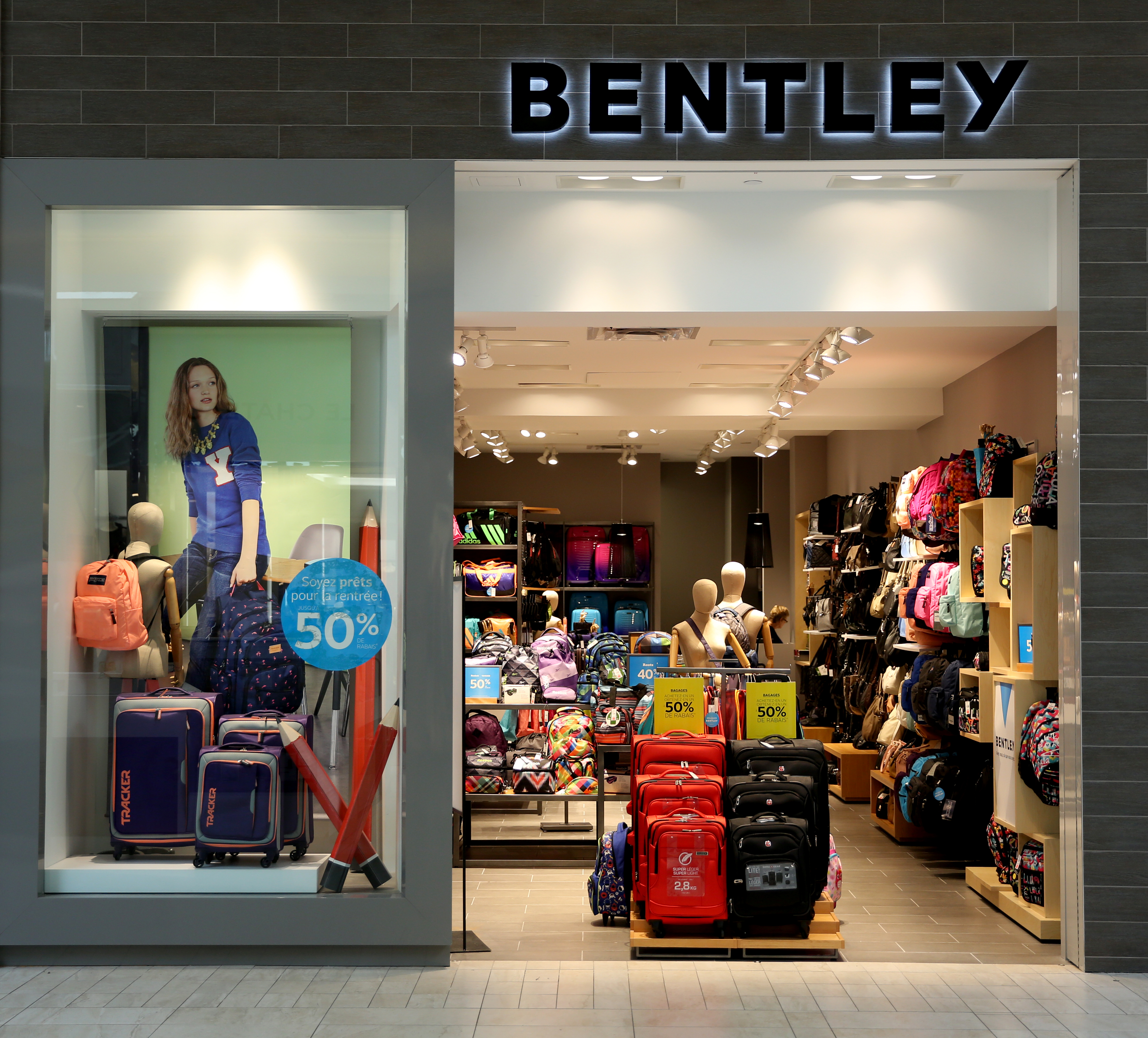 Store A Rabais Bentley S Brand Journey Strategy