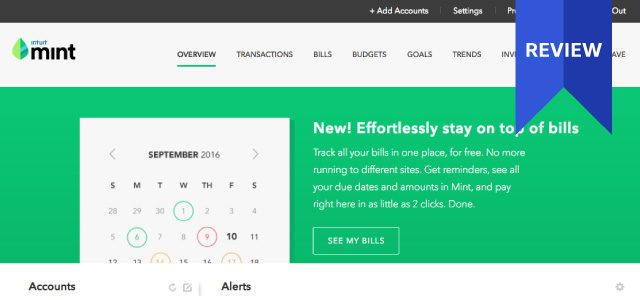 Mint App Review Budget Wisely, Pay Bills, and More With Mint