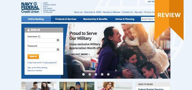 Navy Federal Credit Union Student Loans Consolidation Review