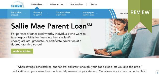 Sallie Mae Student Loans for Parents Review Student Loan Hero