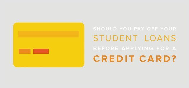 Should You Get a Credit Card If You Have Student Loans? 7 Factors to - payoff credit card loan