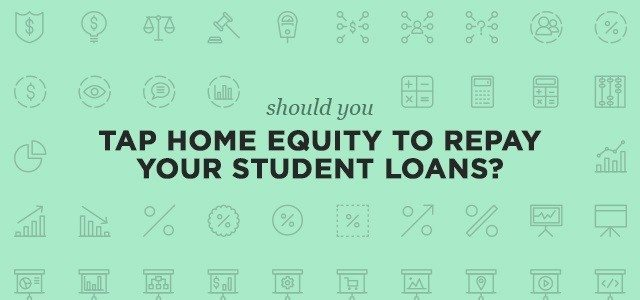 Dangers of Using Home Equity to Pay Off Debt Student Loan Hero
