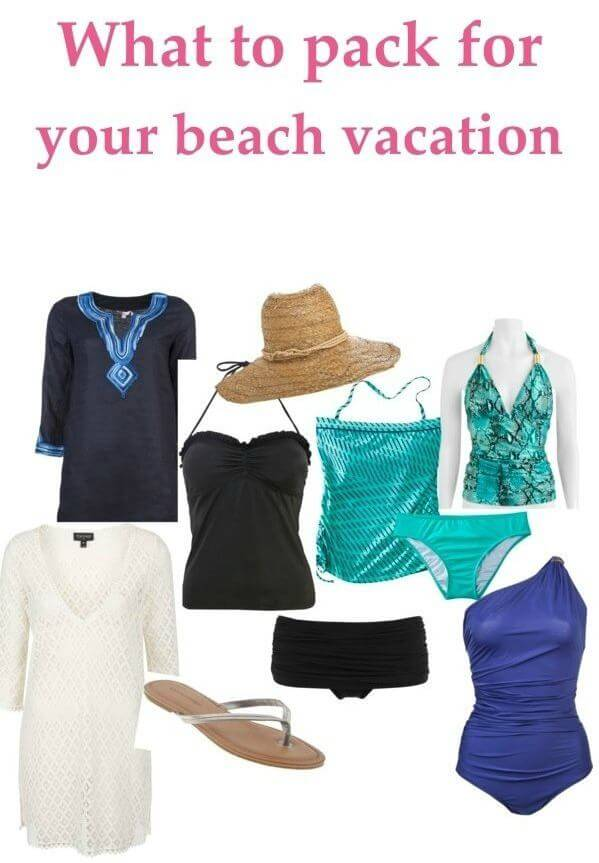 The Only Beach Vacation Packing List You Need