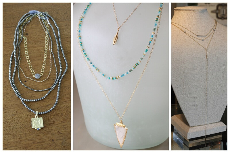 Your Easy Guide To Layering Necklaces