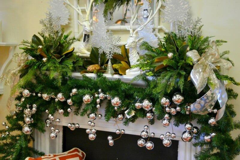 Ideas for Decorating Your Mantel StyleBlueprint - christmas mantel decor