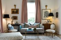 Swoon Over the Repurposed Spaces in This Family's Second Home