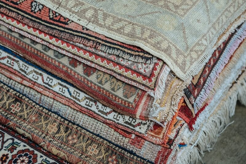 The Artistry Of Rugs One Man39s Passion For The Craft